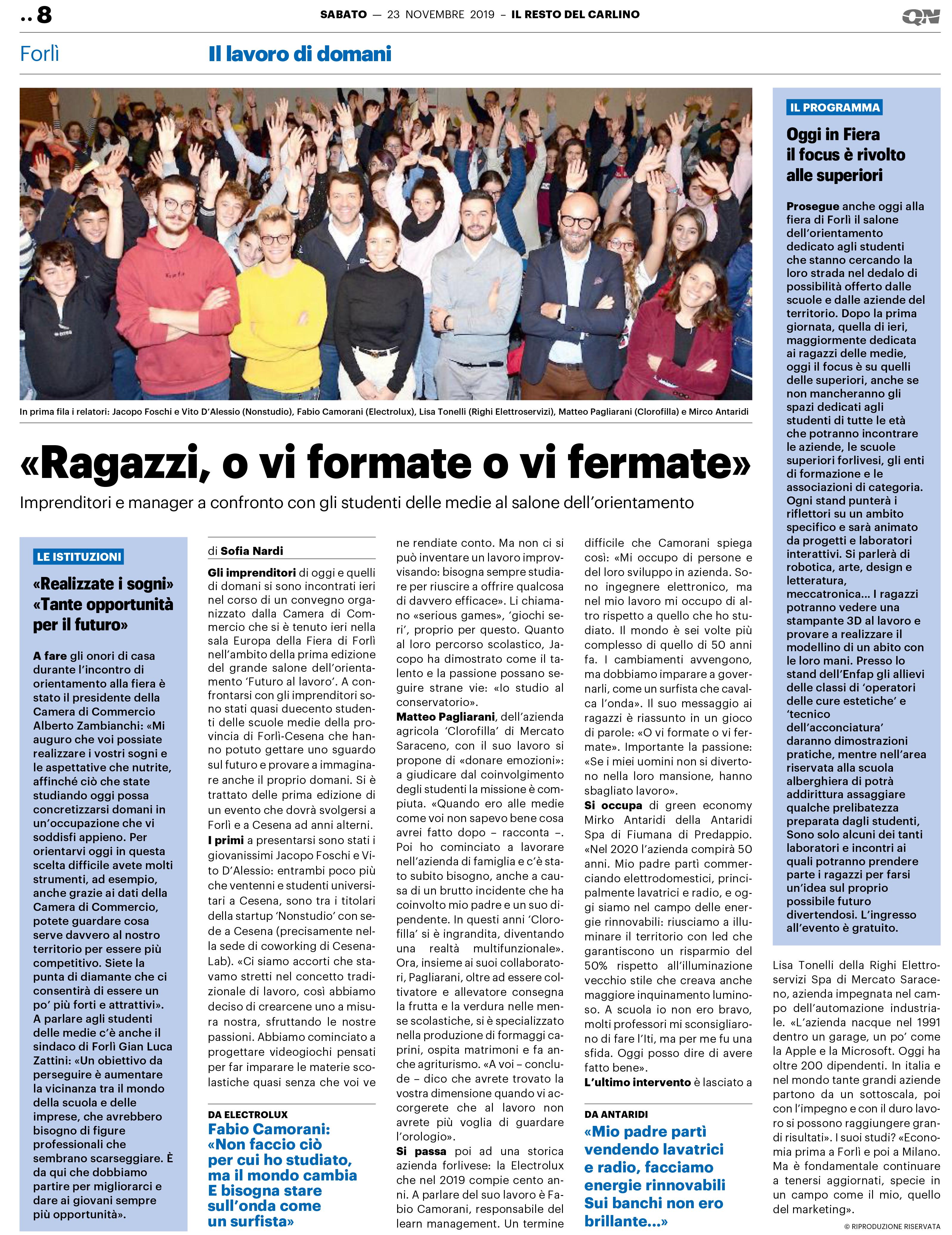 il-resto-del-carlino-22-11-2019