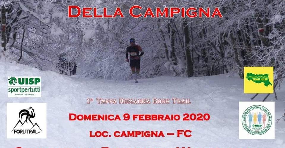 Antaridi Al Campionato Regionale Winter Trail