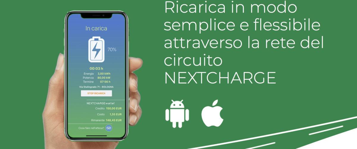 Con Nextcharge La Ricarica è Più Semplice