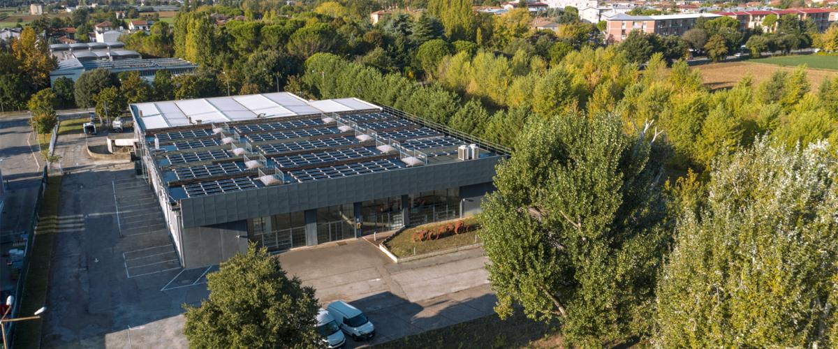 """Antaridi Ha Installato Il Nuovo Impianto Fotovoltaico Presso """"Fabbri Boutiques"""" Di Forlì"""